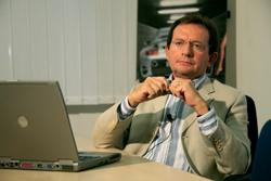 Dottor Claudio Galeazzi, direttore Commerciale di Yokohama Italia