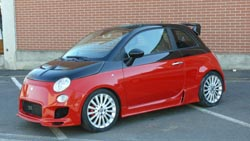 Fiat 500 CHD