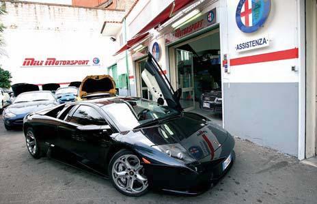 Officina Mele Motorsport