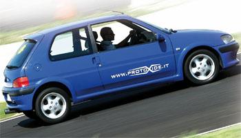 Peugeot 106 1.6 16V GTI by Dany Power Sport