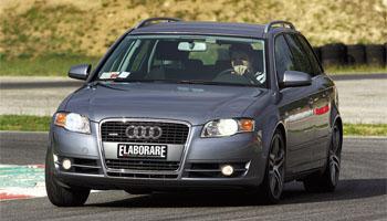 Audi A4 Avant 3.0 TDI quattro by Serial Tuning