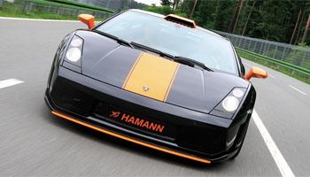 Lamborghini Gallardo Victory by Hamann