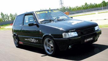 Fiat Uno Turbo by Dany Power Sport