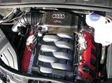 Audi RS4 by Sanasi