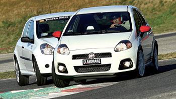 Punto esseesse VS Clio Sport