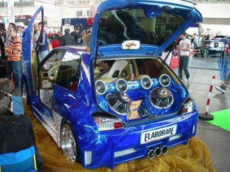 My Special Car Show 2008 Rimini