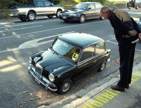 Small Car Eco
