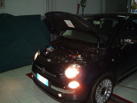 Fiat 500 by Mele Motorsport