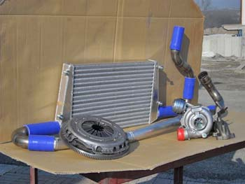 Kit Domo Race Power Makers per VW TDI