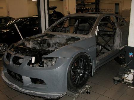 BMW M3 Coupé Habitat Racing