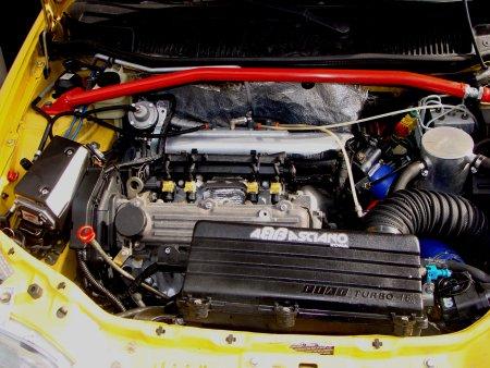 Fiat Punto GT by Abbasciano
