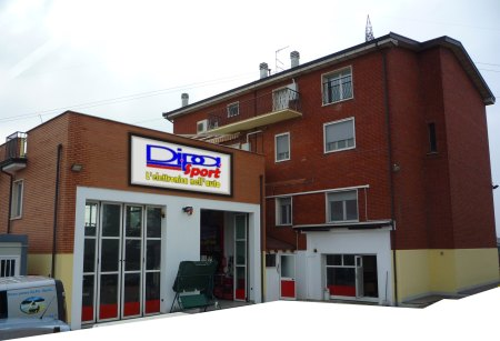 La sede di Di.Pa.Sport