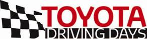 Logo Toyota Driving Days 2009