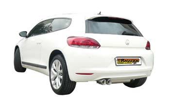 Scarico Ragazzon per VW Scirocco