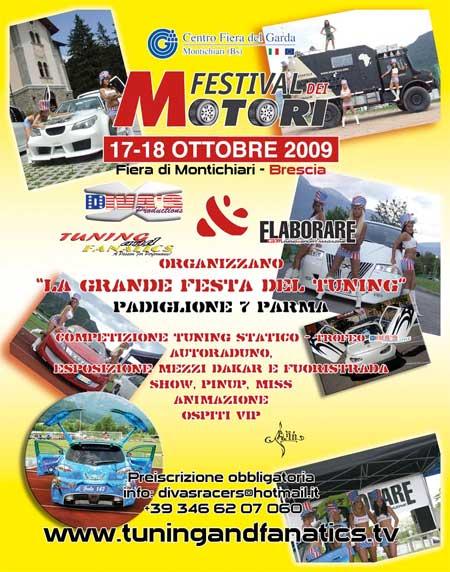 Festival dei motori di Montichiari