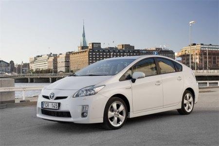 La nuova Toyota Prius