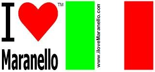 Logo I love Maranello
