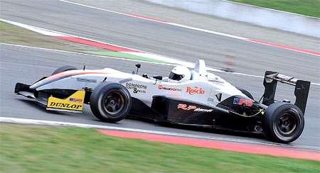 Formula 3 Dallara 305