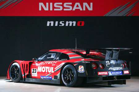 La pluripremiata Nissan GT-R