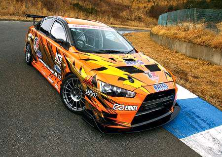 Lancer Evolution X by Koyama Racing Labo 630 CV