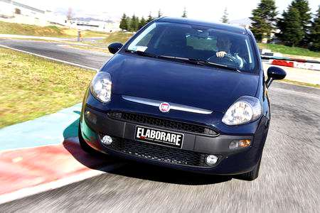 Fiat Punto Evo 1.4-T Multiair Bonalume 165 CV