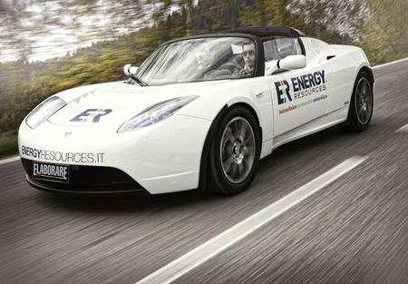Tesla Roadster 250 CV