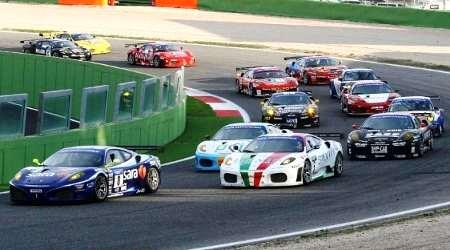 Campionato Italiano Gran Turismo a Vallelunga