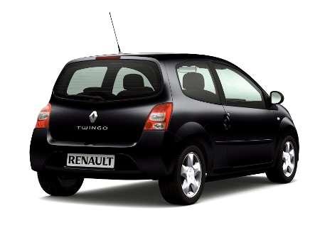 Renault Twingo Model Year 2010