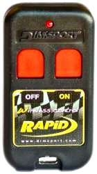 Rapid wireless control per BMW X1 2.0d by DimSport