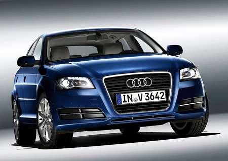 Audi A3 MY 2011