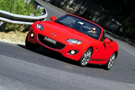 Mazda MX 5 20th Anniversary