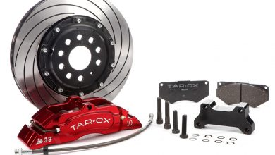 Kit Freni Tar-OX Brake Kit – Ford Focus Mk2 RS