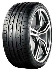 Bridgestone Potenza S001 per la nuova Lexus LFA