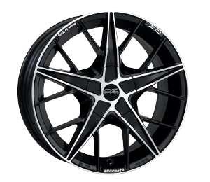 Nuovo cerchio in lega Quaranta black by OZ Racing