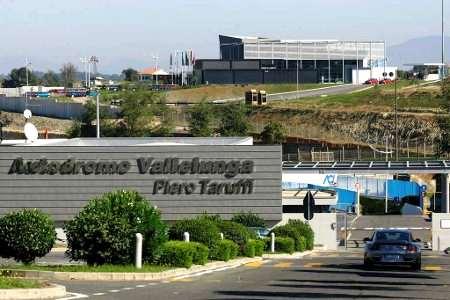 """Ingresso Autodromo Vallelunga """"Piero Taruffi"""""""