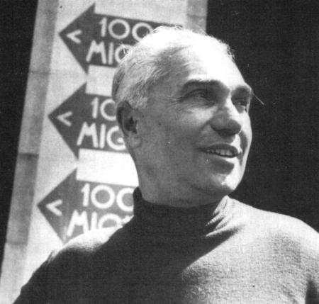Piero Taruffi alla 1000 Miglia