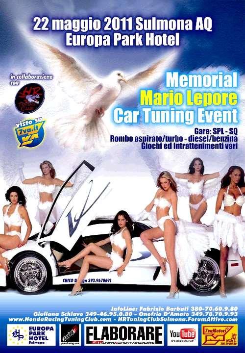 1° Memorial Mario Lepore