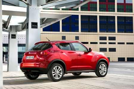 Nissan inaugura il Juke Energy Village