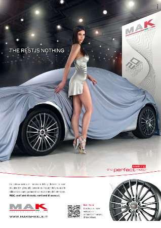Nuova campagna pubblicitaria estate 2011 by MAK
