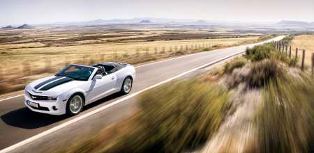 Nuova Chevrolet Camaro Convertible