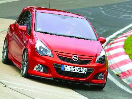 Photo of Opel Corsa OPC Nuerburgring edition