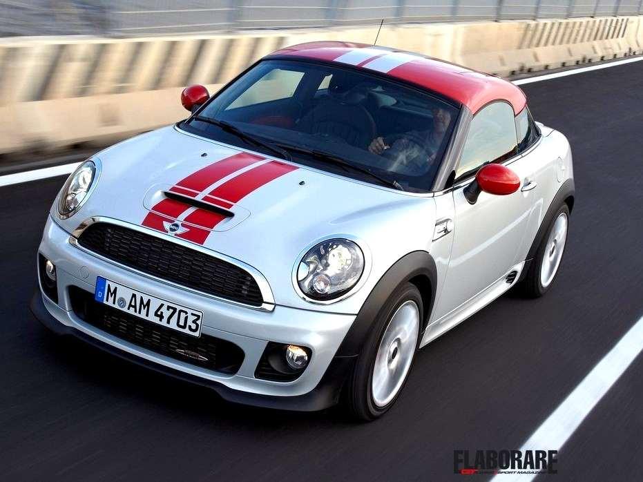 Photo of Nuova Mini coupe: dinamismo per due!