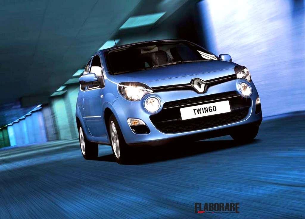 Photo of Nuova Renault Twingo