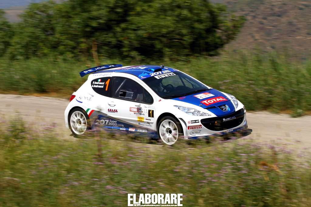 Photo of Peugeot conferma partecipazione al C.I. Rally