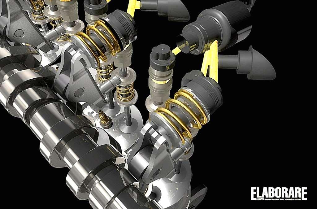 Motore Fiat Multiair