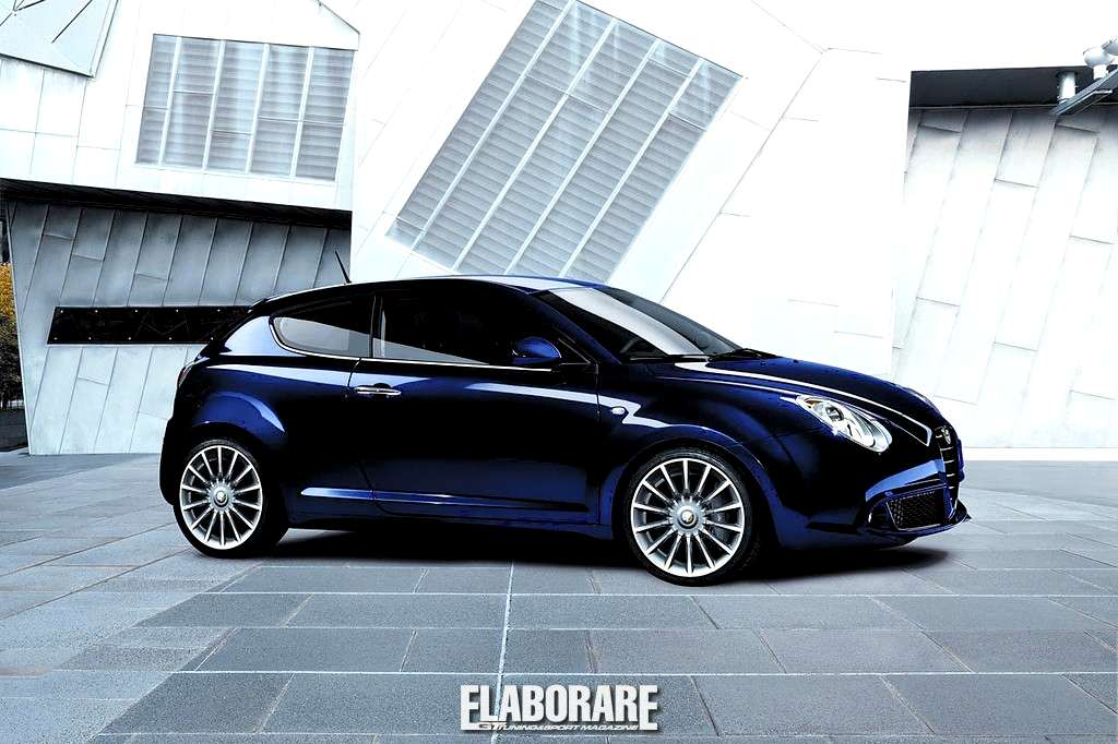 Photo of Alfa Romeo Mito Multiair