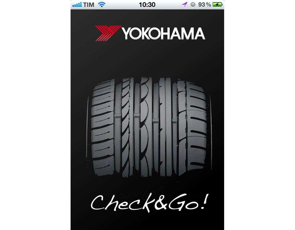 Photo of Yokohama App Check e Go