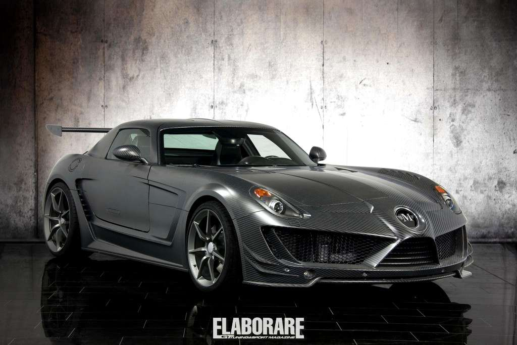 """Photo of Mercedes SLS AMG """"Cormeum"""" by Mansory"""