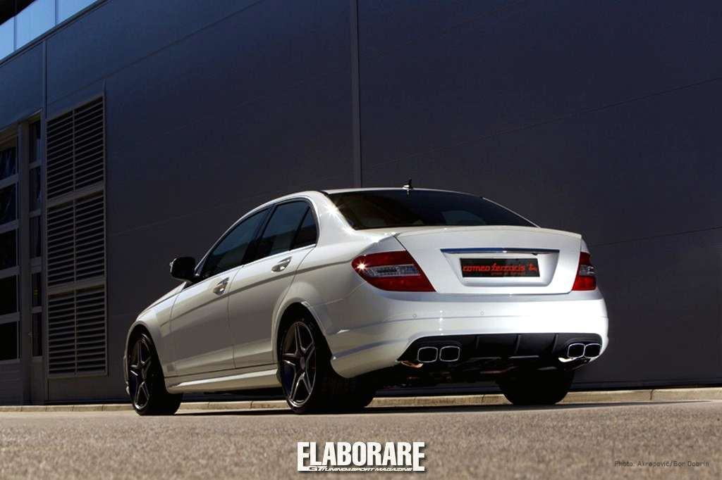 Photo of Mercedes C63 AMG by Romeo Ferraris