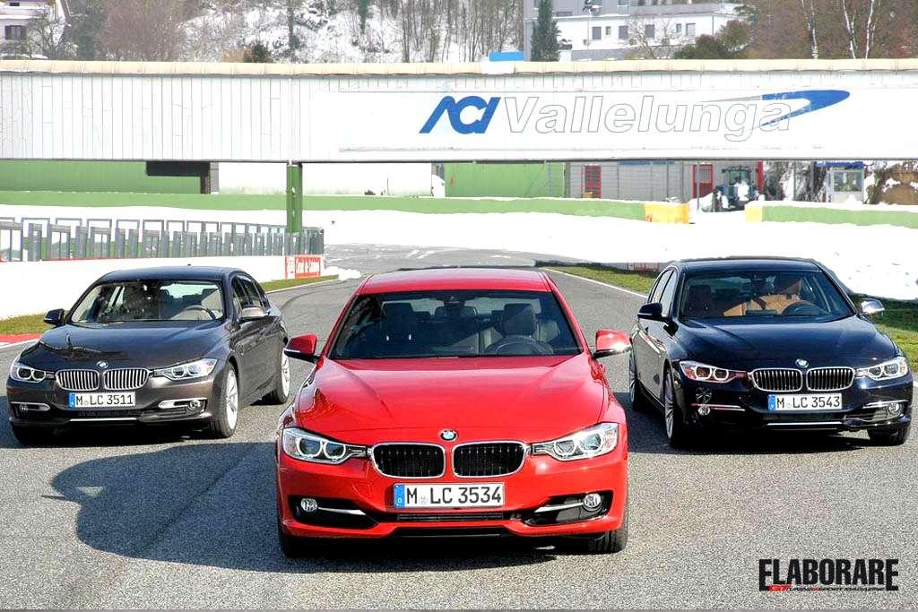 Photo of Nuova Bmw Serie 3: presentata la sesta generazione